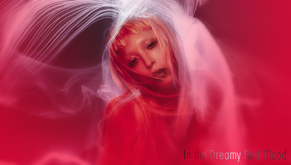 Исса Лиш / Issa Lish by Solve Sundsbo in Vogue Italia march 2015 / In the Dreamy Red Mood