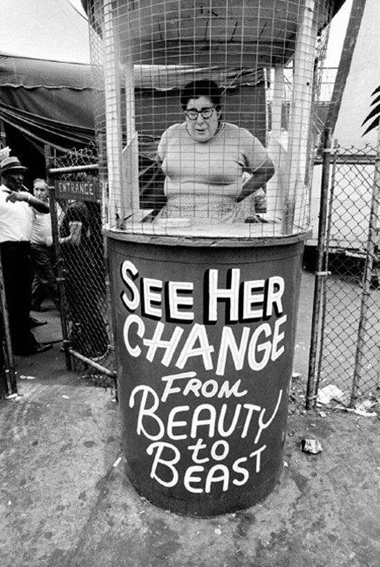 USA. NYC. Coney Island. 1969.