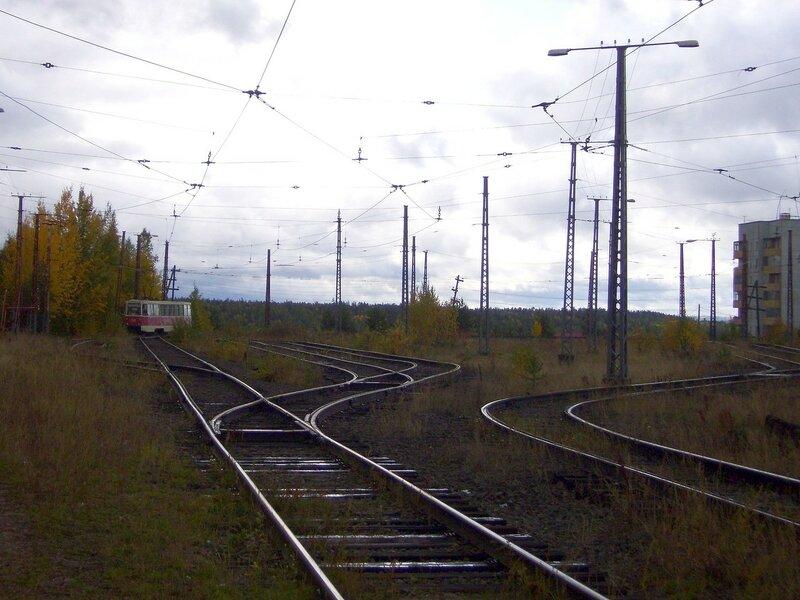 Усть-Илимский трамвай
