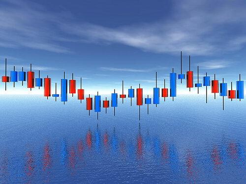 Японские свечи являются одним из нескольких способов отображения цены торгов на графике.