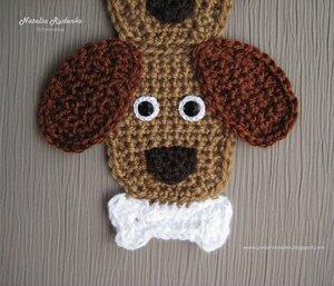Вязание для детей. шарф.