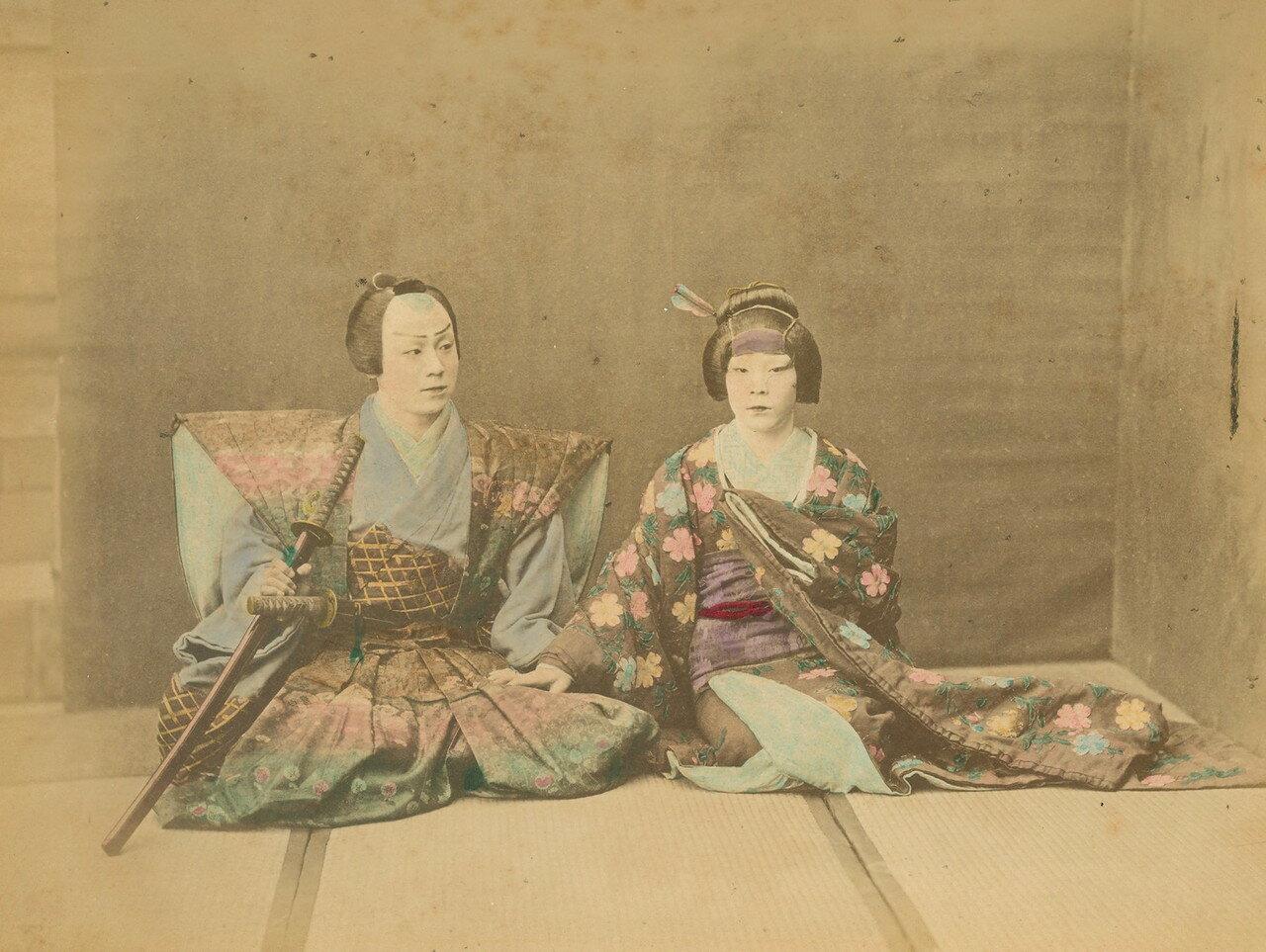 Свадьба самурая. 1875