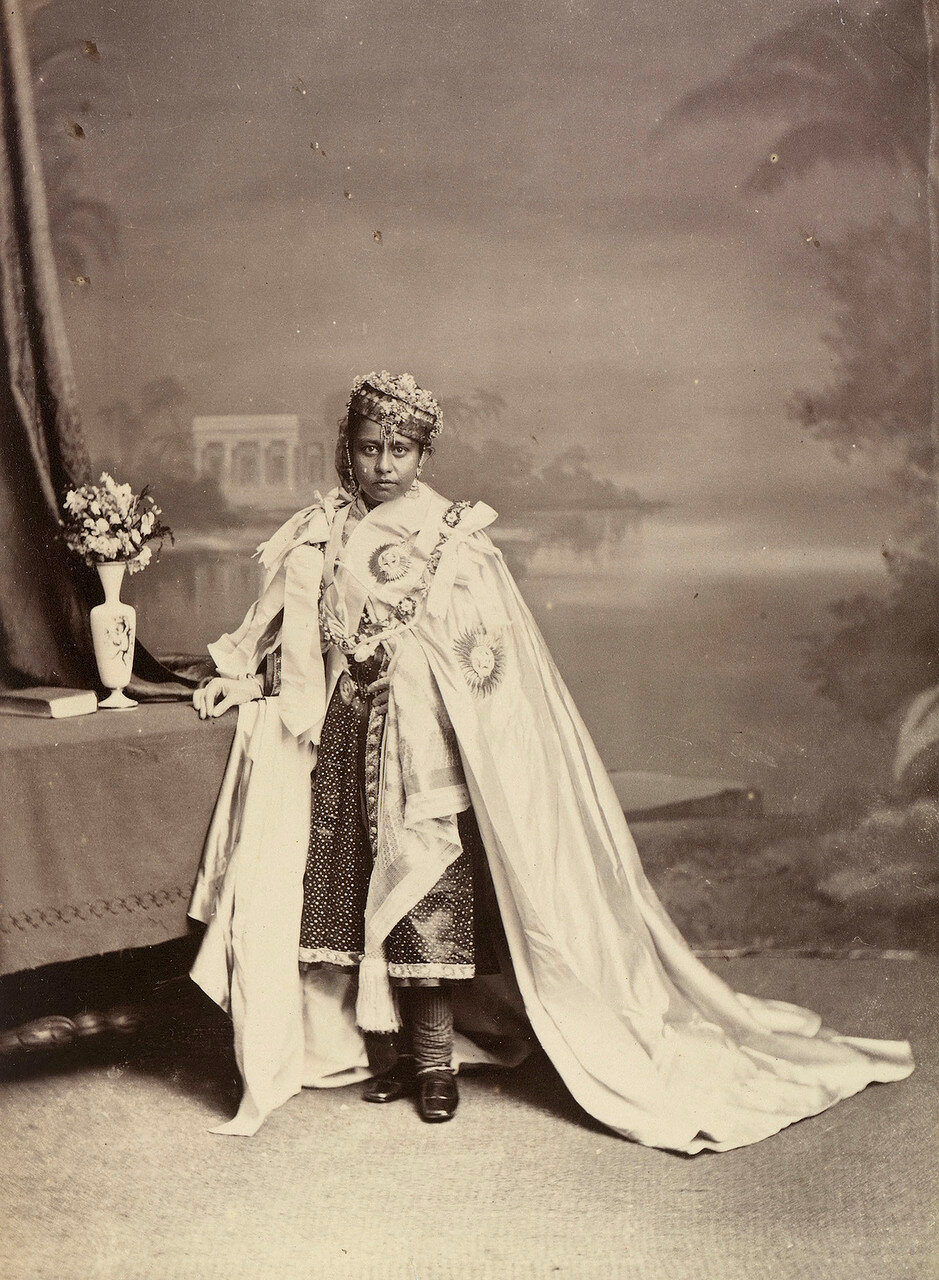 133. Шах Джахан-бегум, султанша Бхопала (1838-1901)