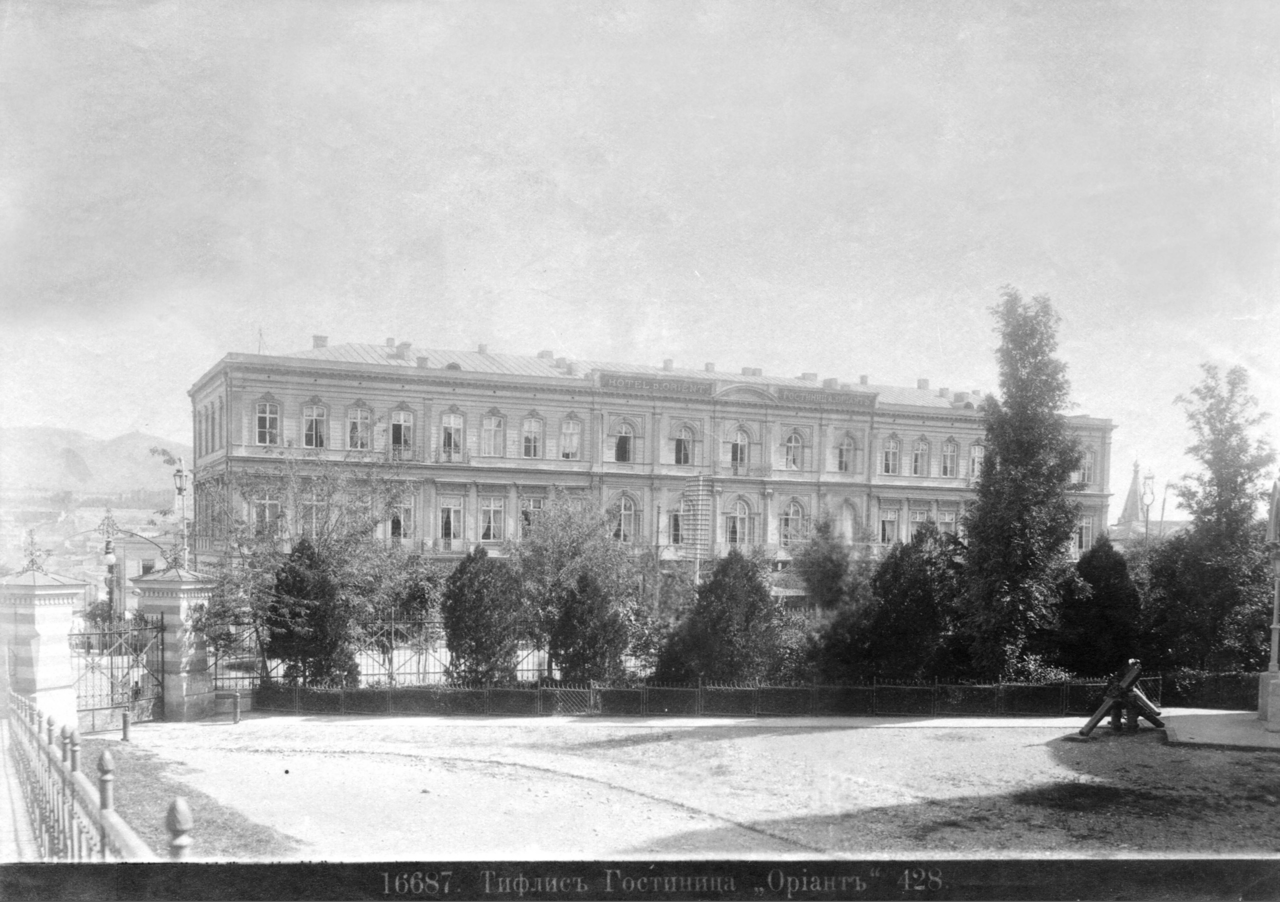 Гостиница Ориант