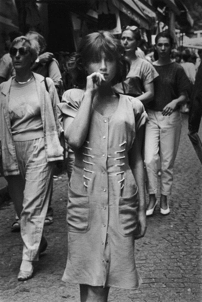 1987. Изабель Юппер