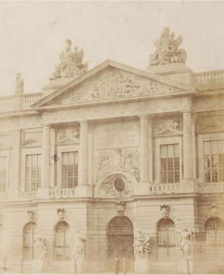1855. Дворец кронпринцев