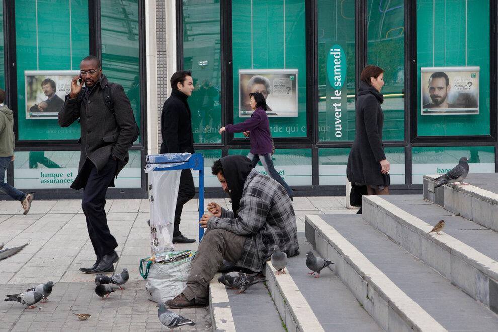 France Financial Crisis