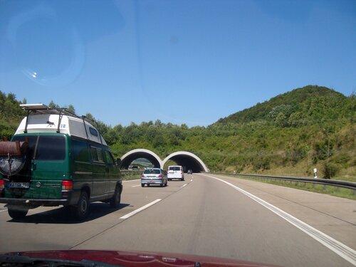 По дороге на Штутгарт