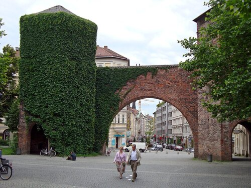 Sendlinger Tor, München, Germany