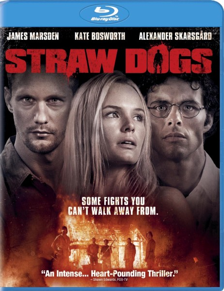 ���������� ��� / Straw Dogs (2011) BD Remux + BDRip 720p + DVD5 + HDRip
