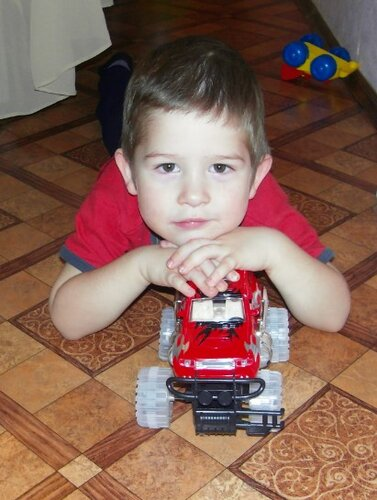 Максим... мой ненаглядный сына :)