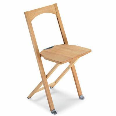 Обычные складные стулья, типа