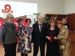 Открытие выставки прихожанина Донского храма В.В. Халютина в Перловской городской библиотеке г. Мытищи