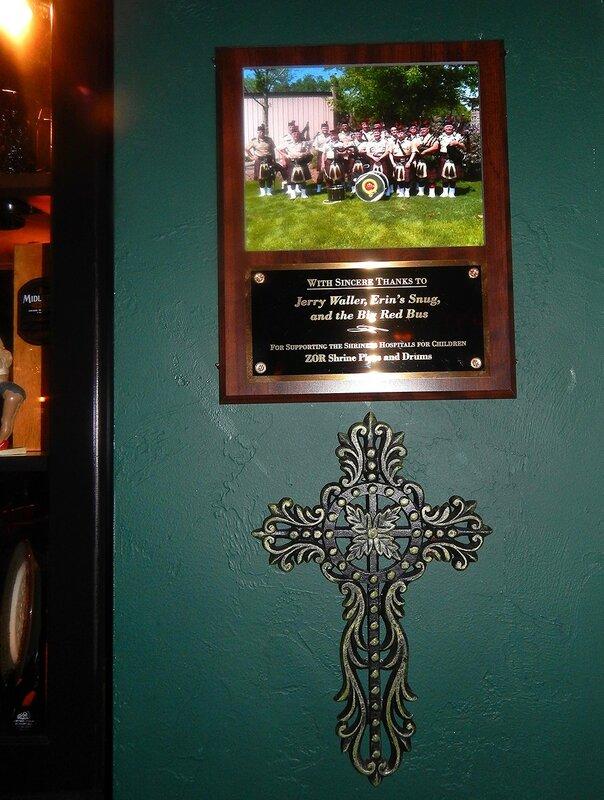 Erin's Snug Irish Pub.