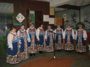 4 декабря 2011г. Концерт в Рябчинском ДК.