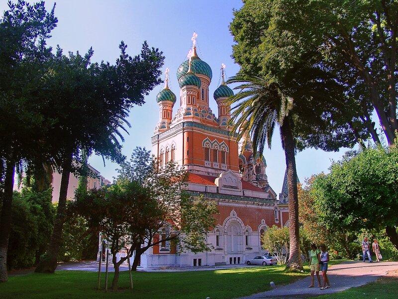 Собо́р святи́теля Никола́я Чудотво́рца в Ницце