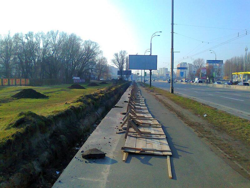 Около Ипподрома - 03.12.2011