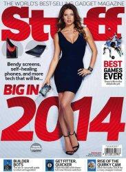 Журнал Stuff Middle East - February 2014