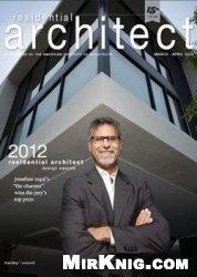 Журнал Residential Architect - №3-4 2012