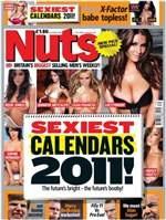 Nuts Magazine Sexiest Calendars №1 2011