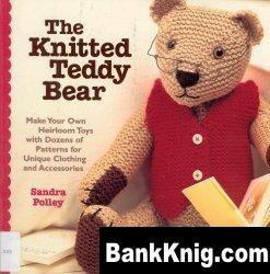 Книга The Knitted Teddy Bear