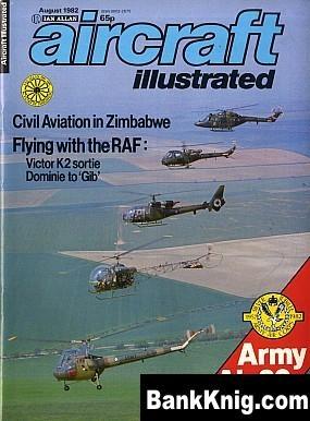 Журнал Aircraft Illustrated - Vol 15 No 08