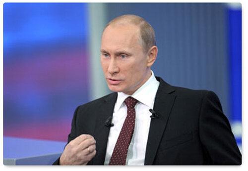 Автор Georg. Владимир Владимирович Путин