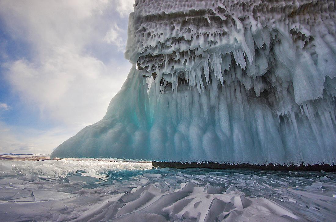 В ледяной стране