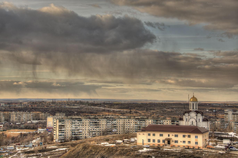 20. (Фотография называется «Небо». Камера Nikon D7100. HDR, 1/751.9 сек, f/8, 45 мм, ИСО 200)