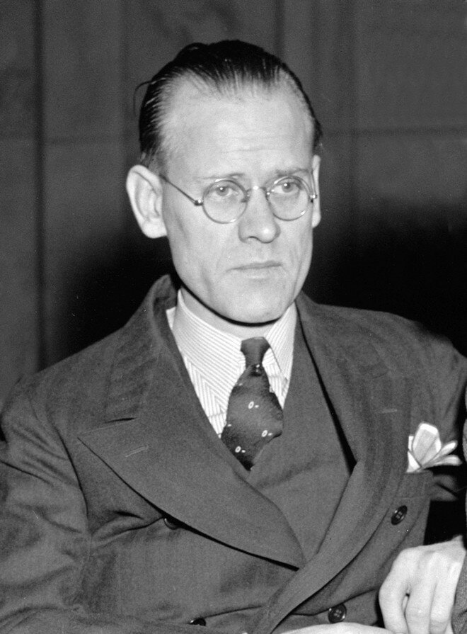 Профессор Philo T Farnsworth