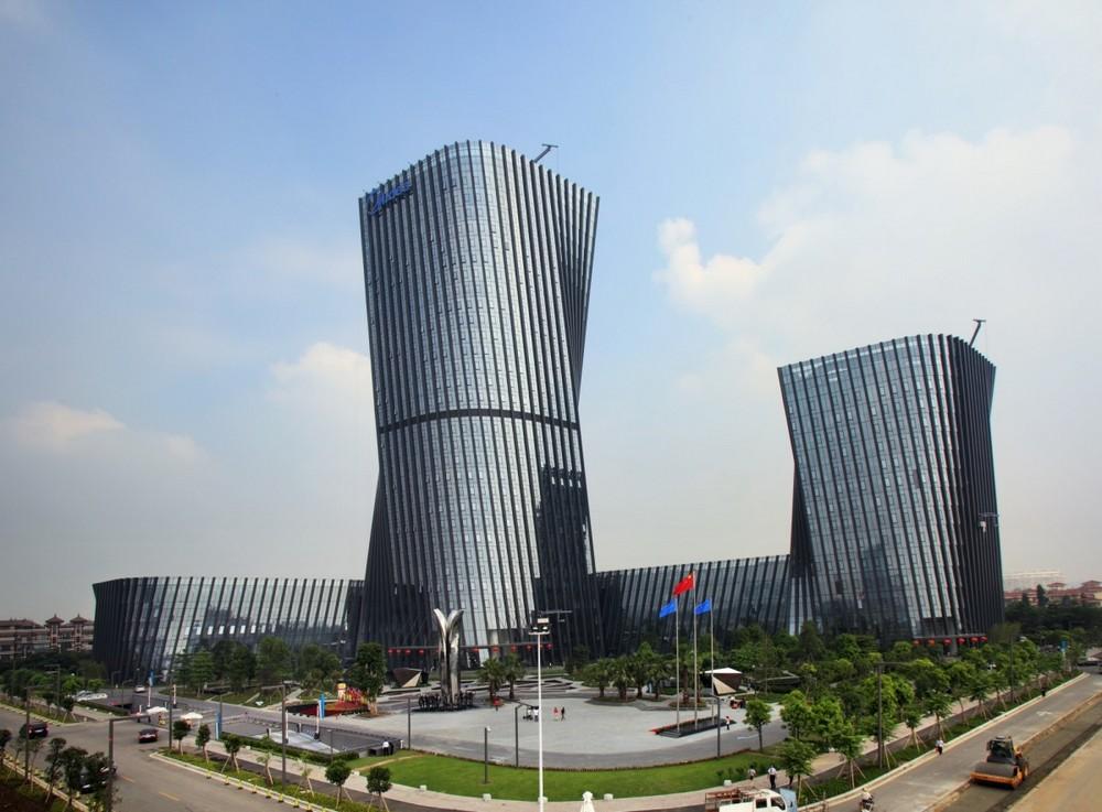 Офис компании Мидеа в Китае