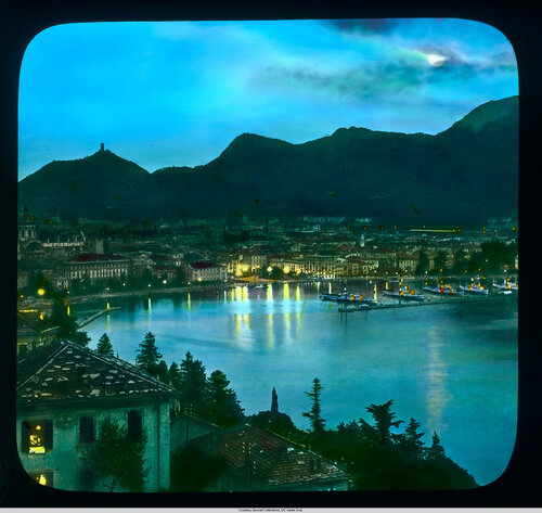 Como: Como at night