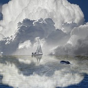 небо и море