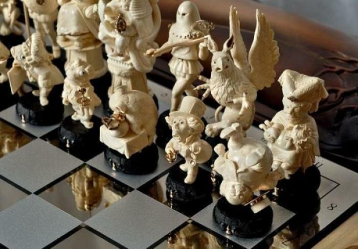 шахматы по мотивам