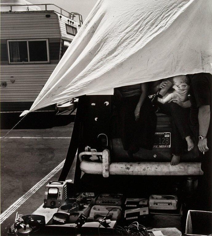 Joel D. Levinson California Flea Markets 1983