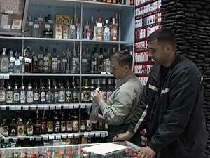 Перед Новым годом Роспотребнадзор Амурской области обнаружил нарушения в половине точек, торгующих алкоголем
