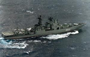 В Аденский залив отправляется очередной отряд кораблей ТОФ