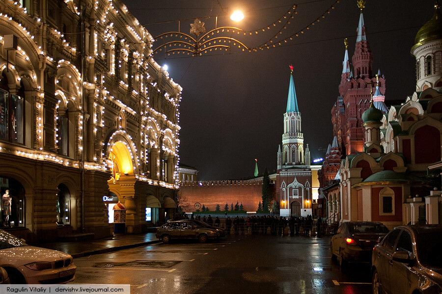 Такого в Москве не было уже давно