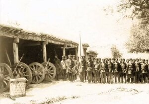 Армия Бухары