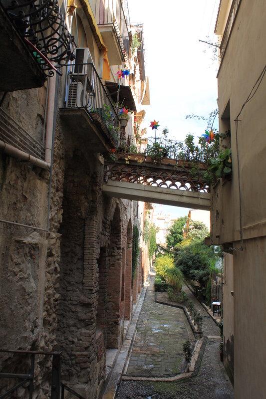 Naumachie, Taormina