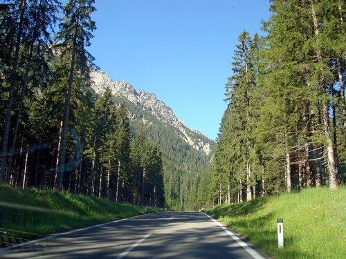 Австрийские дороги