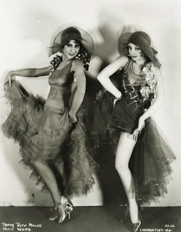Patsy Ruth Miller and Alice White from The Show of Shows (1929)