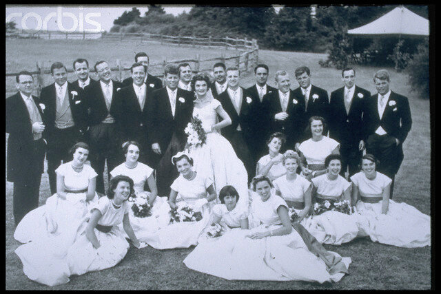 ARCHIVES: THE KENNEDYS AT HAMMERSMITH FARM.