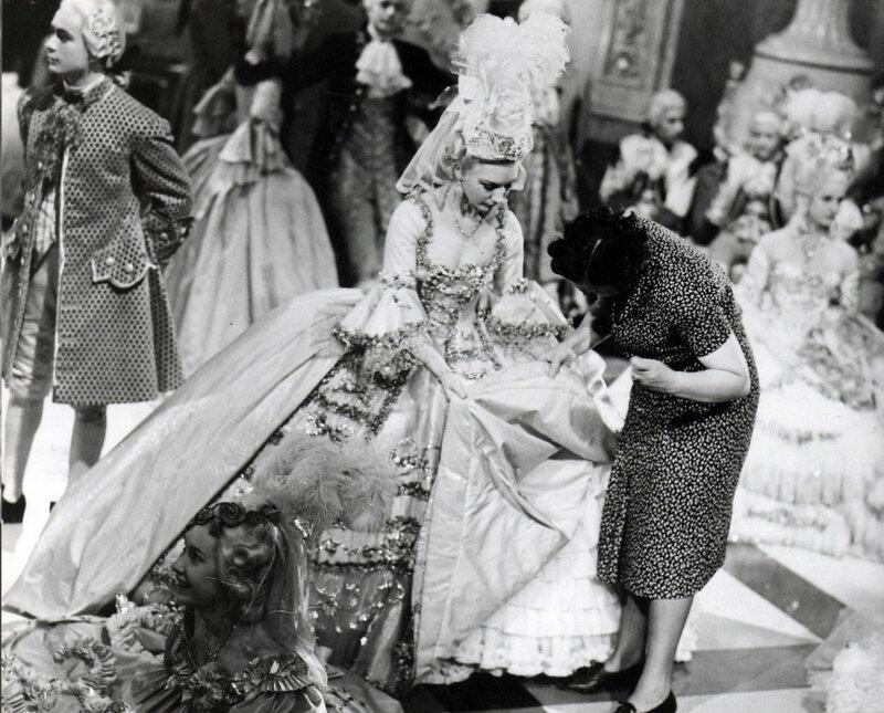 Платье мария-антуанетта