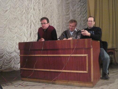 своя игра, Гамбарян, Клейн, Новаков