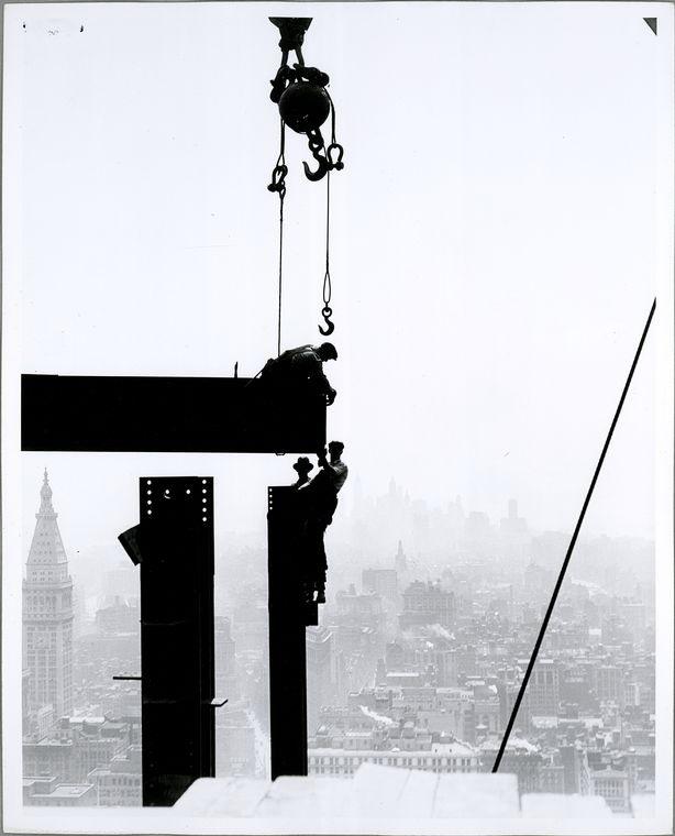 Как строились небоскребы в Нью-Йорке. Я в ахуе... 0_67174_7154cede_orig