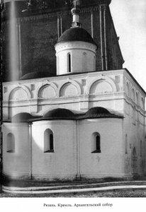 Архангельский собор Рязанского кремля