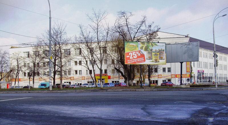 Около Амурской площади - 11.12.2011