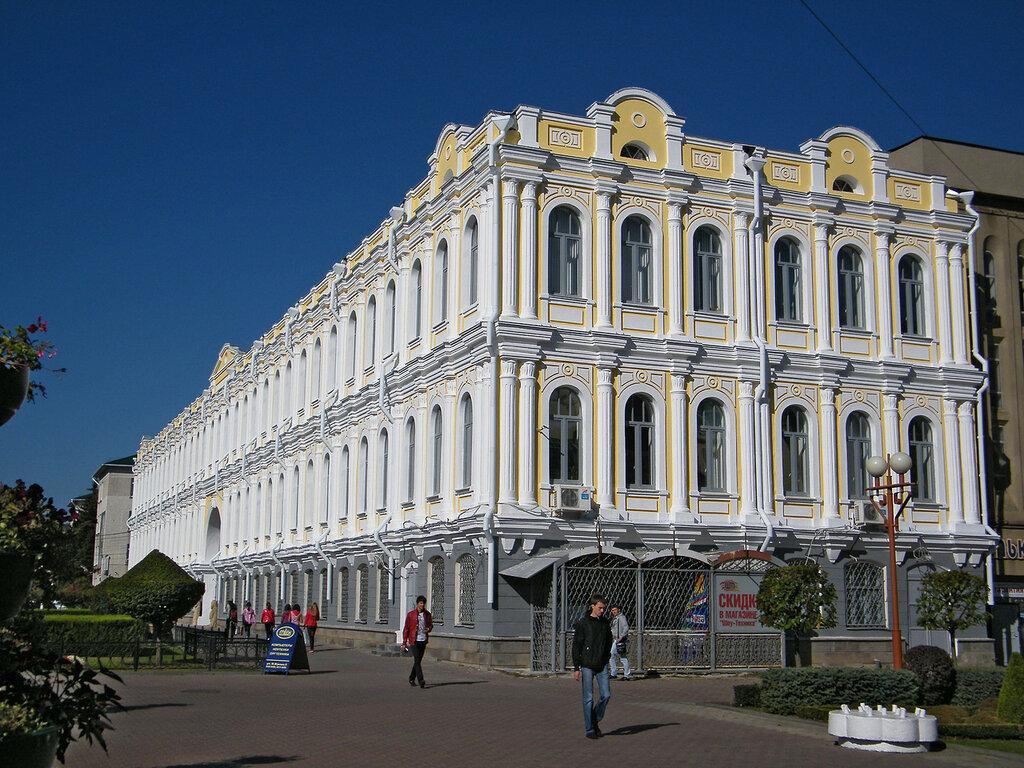город Ставрополь, города России