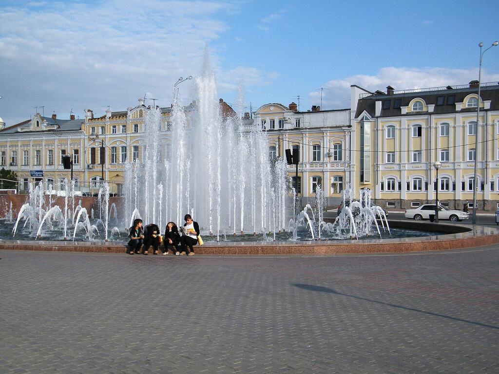 город Астрахань, грода России